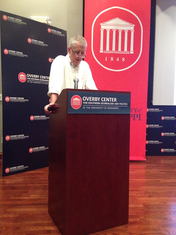 James T. Campbell lecture at UM on April 11, 2016