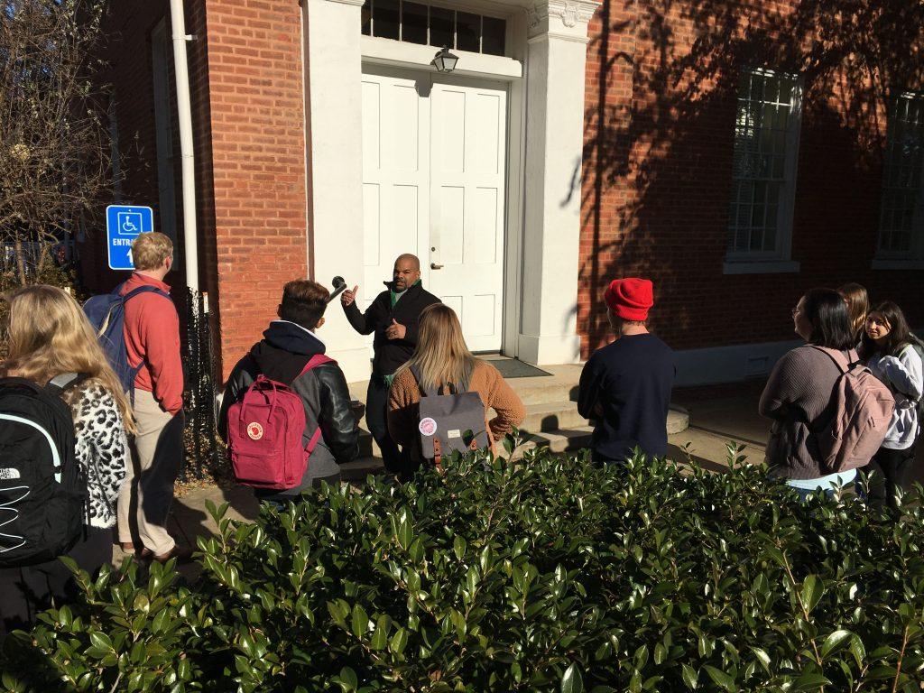 Campus Slavery Tour 3